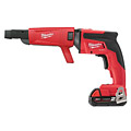 Milwaukee M18FSGC-202X FUEL Drywall Screw Gun