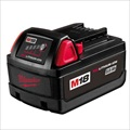 Milwaukee M18BX M18 3.0Ah Red Lithium-Ion Battery