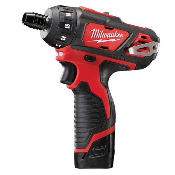 Milwaukee M12BD-202C M12 Compact Screwdriver