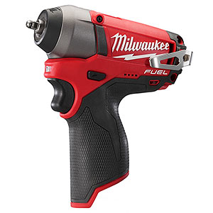 "Milwaukee M12CIW14-0 Compact 1/4"" Impact Wrench (Body Only)"
