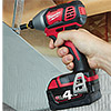 Milwaukee M18BID-0 Compact Impact Driver (Body Only)
