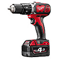 Milwaukee M18BPD-402C Compact Percussion Drill