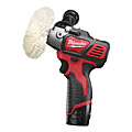 12 Volt cordless polishers and sanders - Milwaukee Tools UK by CBS Power tools